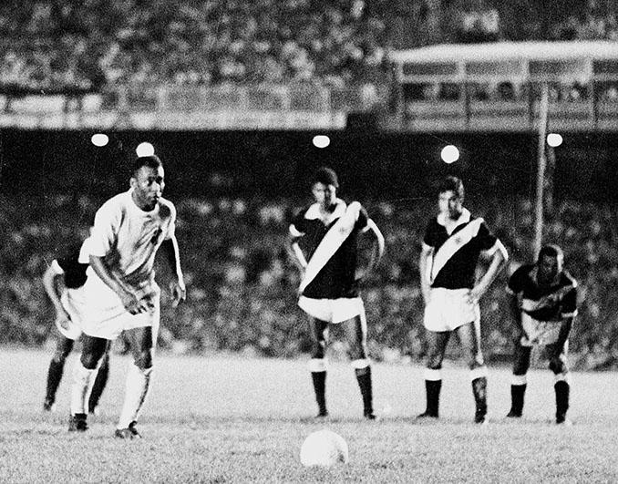 El gol 1000 de Pelé - Odio Eterno Al Fútbol Moderno