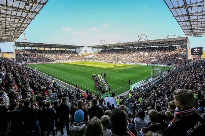 Millerntor-Stadion - Odio Eterno Al Fútbol Moderno