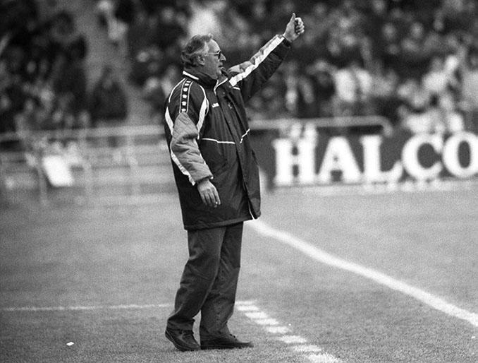 Vicente Cantatore es una de las personas más queridas por la afición del Real Valladolid - Odio Eterno Al Fútbol Moderno