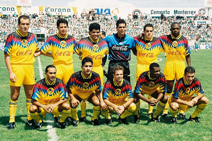 """Club América de las """"Abejas Africanas"""" - Odio Eterno Al Fútbol Moderno"""