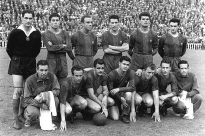El FC Barcelona ganó la Pequeña Copa del Mundo en 1957 - Odio Eterno Al Fútbol Moderno