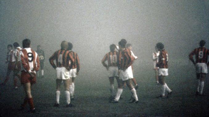 Estrella Roja vs Milan disputado en 1988 - Odio Eterno Al Fútbol Moderno