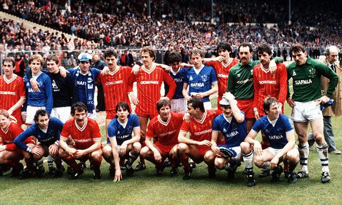 En los '80 los equipos de Liverpool ganaron 8 de 10 Ligas inglesas - Odio Eterno Al Fútbol Moderno