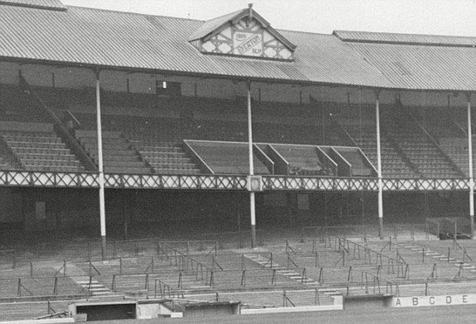 Goodison Park es la casa del Everton desde 1892 - Odio Eterno Al Fútbol Moderno