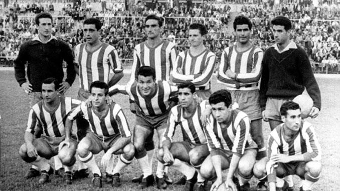Granada CF en al temporada 1958-1959 - Odio Eterno Al Fútbol Moderno