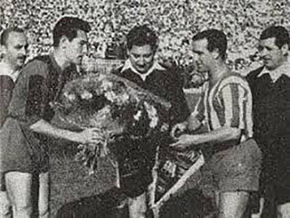 Granada y Barcelona disputaron la final de Copa de 1959 - Odio Eterno Al Fútbol Moderno