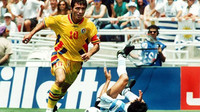 """Gheorghe Hagi """"El Maradona de los Cárpatos"""" - Odio Eterno Al Fútbol Moderno"""