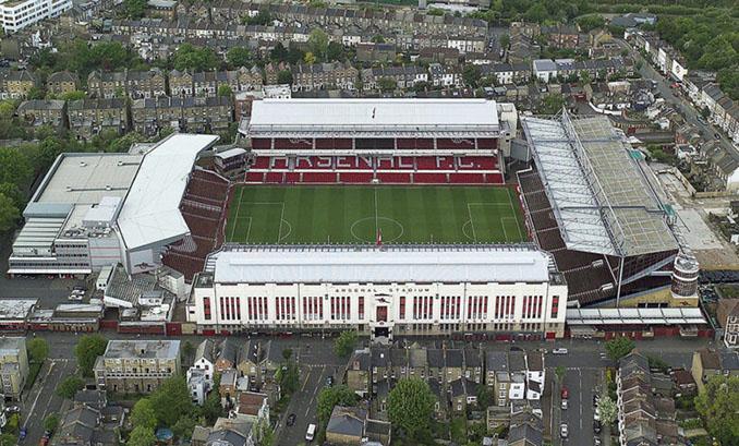 Highbury - Odio Eterno Al Fútbol Moderno