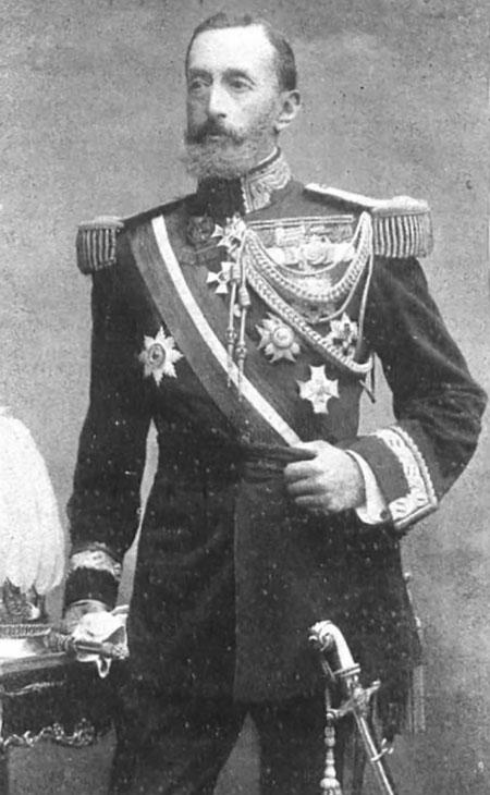 Joaquín Milans del Bosch, gobernador civil de Barcelona - Odio Eterno Al Fútbol Moderno
