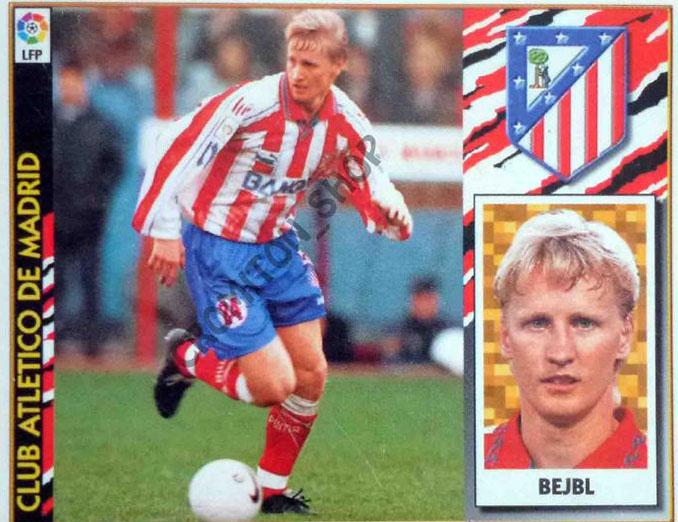 Cromo de Radek Bejbl - Odio Eterno Al Fútbol Moderno