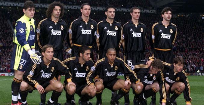 Real Madrid en la temporada 1999-2000 - Odio Eterno Al Fútbol Moderno