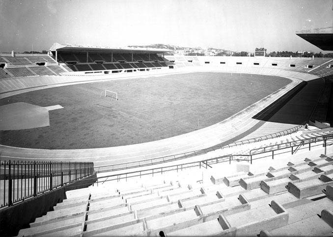 Stade Vélodrome en 1937 - Odio Eterno Al Fútbol Moderno