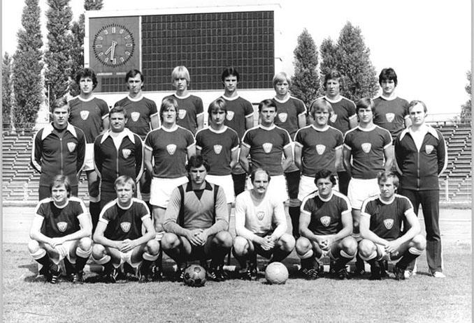 """Dinamo de Berlín, el """"equipo de la Stasi"""", en 1979 - Odio Eterno Al Fútbol Moderno"""