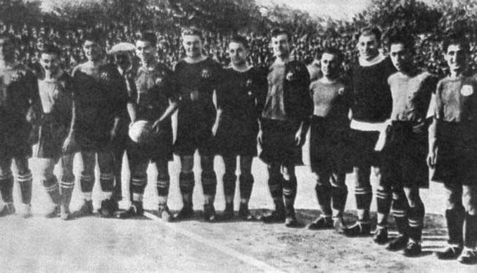 FC Barcelona en 1925 - Odio Eterno Al Fútbol Moderno