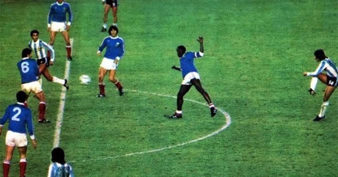 El gol de Leopoldo Luque decidió el Argentina vs Francia de 1978 - Odio Eterno Al Fútbol Moderno