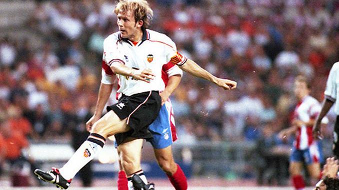 Gol de Mendieta en la final de Copa del Rey de 1999 - Odio Eterno Al Fútbol Moderno