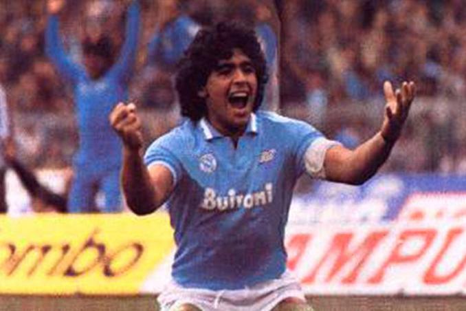El gol olímpico de Maradona - Odio Eterno Al Fútbol Moderno