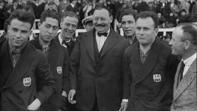 Hans Gamper fundador del FC Barcelona - Odio Eterno Al Fútbol Moderno