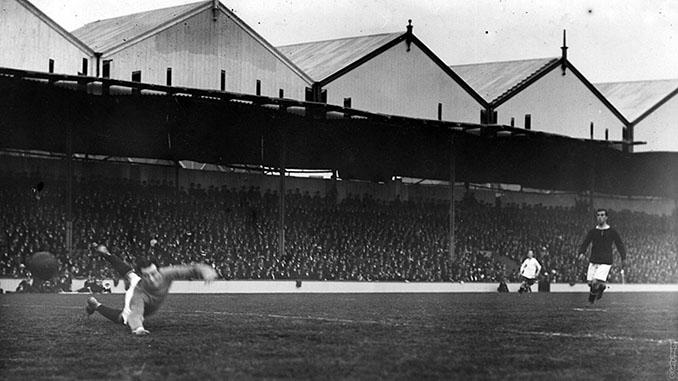 Arsenal vs Leicester, partido con el que se inauguró Highbury - Odio Eterno Al Fútbol Moderno