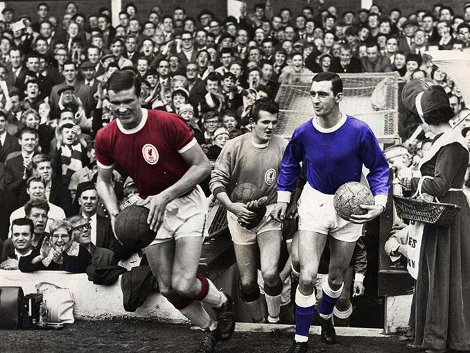 Liverpool vs Everton el Derbi de Merseyside - Odio Eterno Al Fútbol Moderno