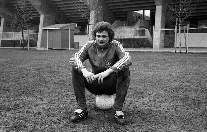 """Lutz Eigendorf """"El Beckenbauer del Este"""" - Odio Eterno Al Fútbol Moderno"""