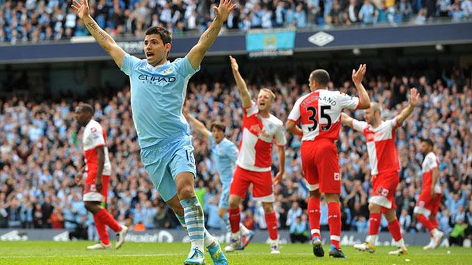 El gol de Agüero al QPR dio al Manchester City la tercera Liga de su historia - Odio Eterno Al Fútbol Moderno