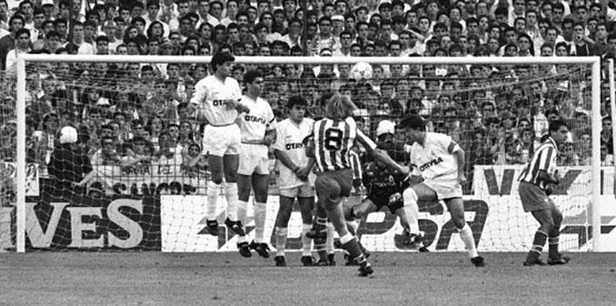 Final de la Copa del Rey de 1992 entre Atlético de Madrid y Real Madrid - Odio Eterno Al Fútbol Moderno