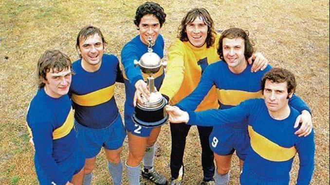 La camiseta de Boca Juniors es conocida por todo los futboleros del mundo - Odio Eterno Al Fútbol Moderno
