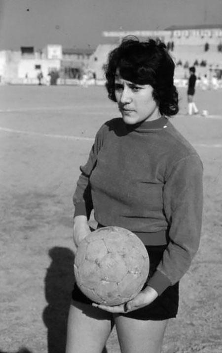 Conchi Sánchez, una apasionada del balón - Odio Eterno Al Fútbol Moderno