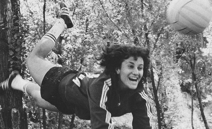 Conchi Sánchez entrenando - Odio Eterno Al Fútbol Moderno