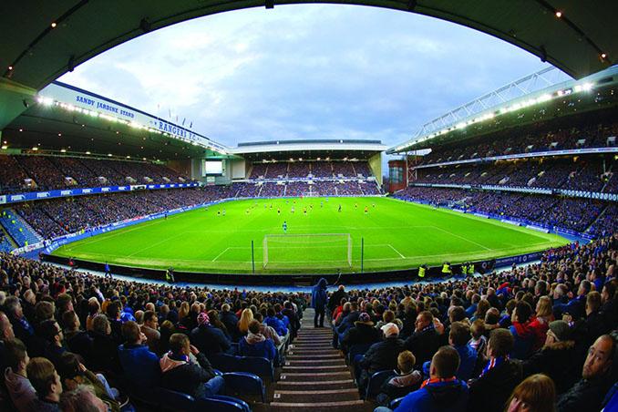 Ibrox Stadium - Odio Eterno Al Fútbol Moderno