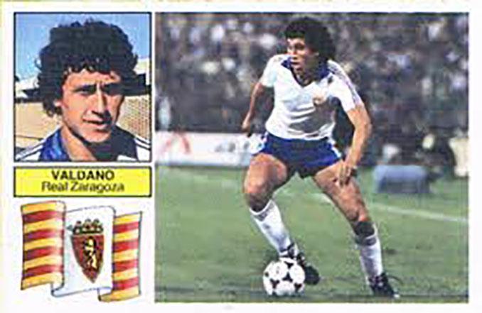 Cromo de Jorge Valdano - Odio Eterno Al Fútbol Moderno