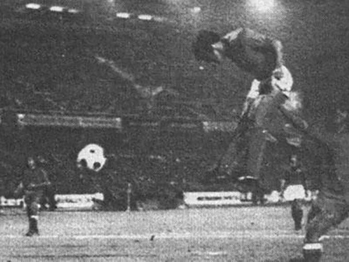 Este gol de Katalinski dejó a España fuera del Mundial en 1974 - Odio Eterno Al Fútbol Moderno
