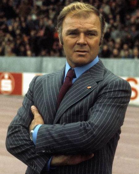 Ladislao Kubala fue seleccionador español entre 1969 y 1980 - Odio Eterno Al Fútbol Moderno