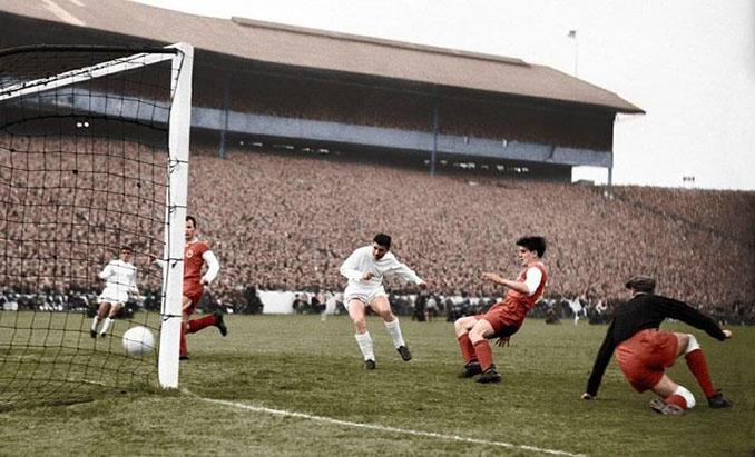 Real Madrid vs Eintracht de Frankfurt, final de la Copa de Europa de 1960 - Odio Eterno Al Fútbol Moderno
