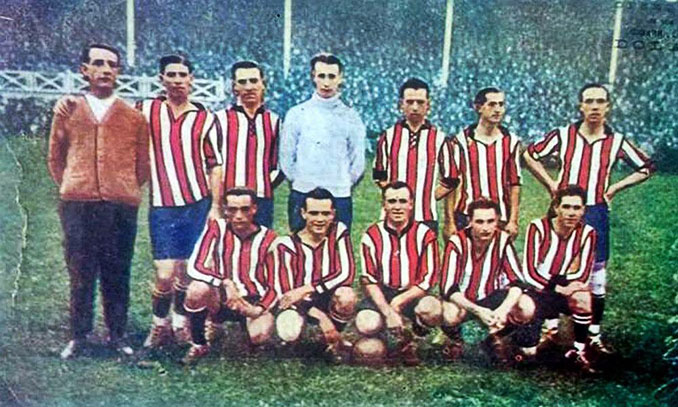 River Plate en 1920 - Odio Eterno Al Fútbol Moderno