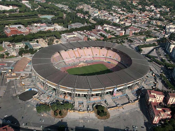Stadio San Paolo - Odio Eterno Al Fútbol Moderno