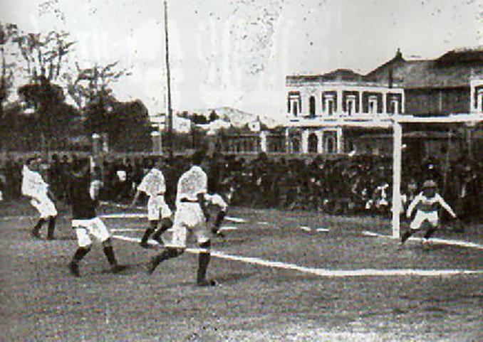 Sevilla FC vs Real Betis disputado en 1918 - Odio Eterno Al Fútbol Moderno