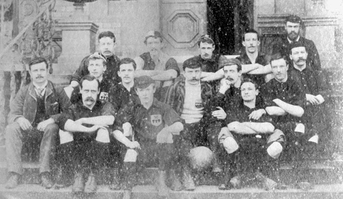 Sheffield FC en 1857 - Odio Eterno Al Fútbol Moderno