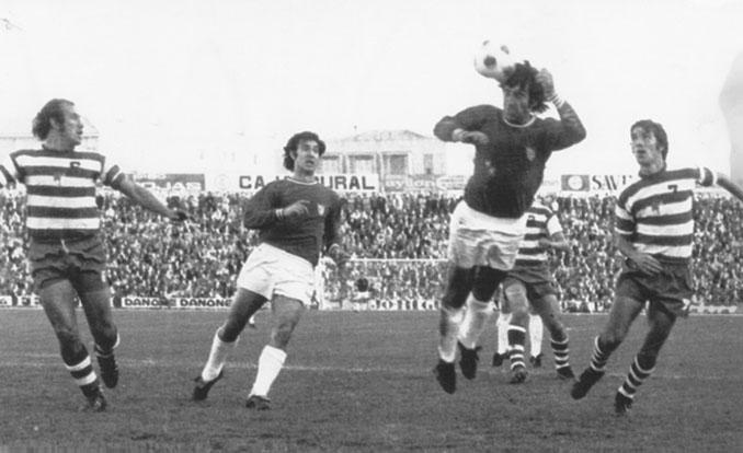 Duelo entre Granada CF y Atlético de Madrid en la década de 1970 - Odio Eterno Al Fútbol Moderno