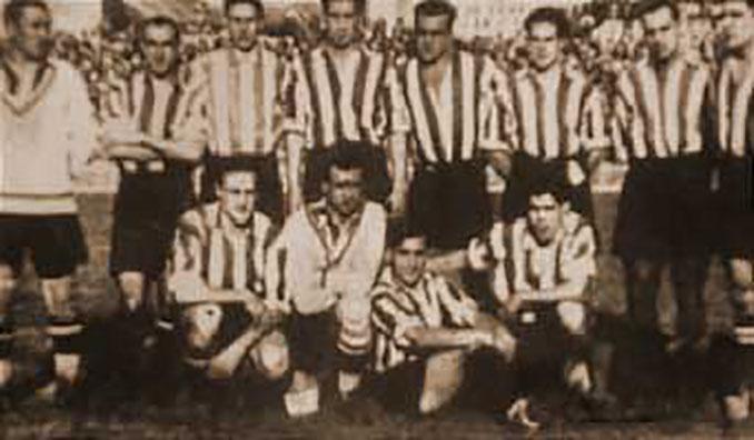 Atlético de Madrid en la década de 1930 - Odio Eterno Al Fútbol Moderno