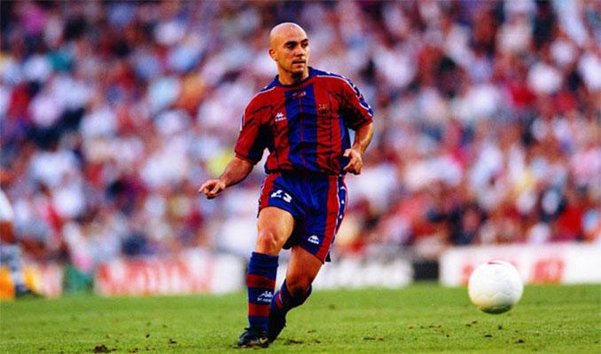El gol de Iván de la Peña al Real Zaragoza fue uno de los mejores de su carrera - Odio Eterno Al Fútbol Moderno