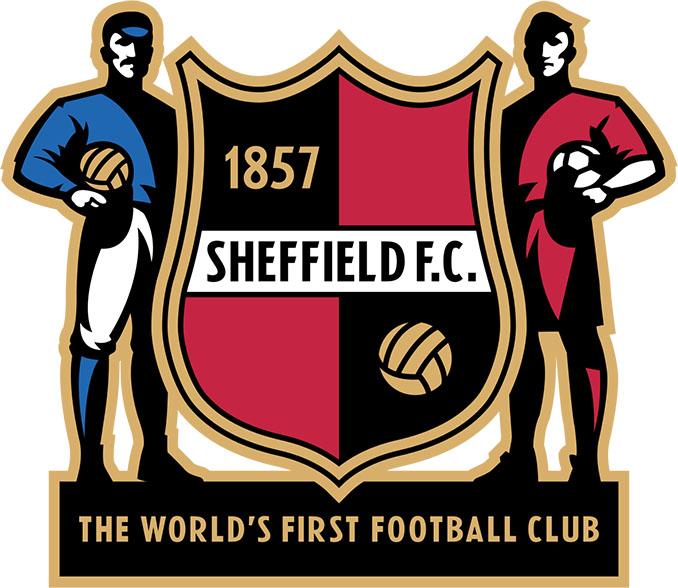 Escudo del Sheffield FC - Odio Eterno Al Fútbol Moderno