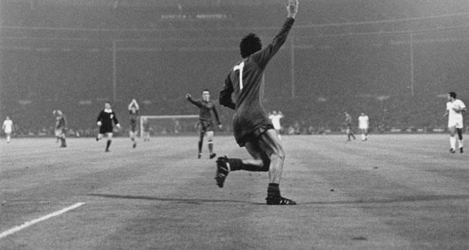 El gol de Best fue clave en la final de la Copa de Europa de 1968 - Odio Eterno Al Fútbol Moderno