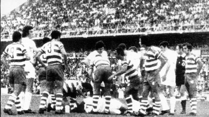 Granada CF vs Real Madrid en la temporada 1973-1974 - Odio Eterno Al Fútbol Moderno