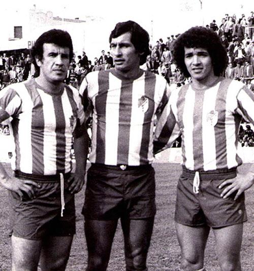 Pedro Fernández, Aguirre Suárez y Montero Castillo en el Granada CF - Odio Eterno Al Fútbol Moderno