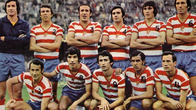 Granada CF en la década de 1970 - Odio Eterno Al Fútbol Moderno