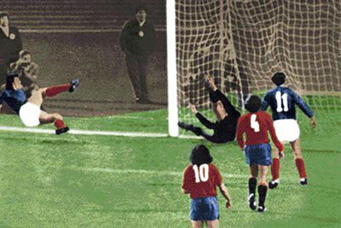 El gol de Katalinski dejó sin Mundial a España por última vez en 1974 - Odio Eterno Al Fútbol Moderno