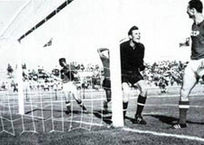 Marco Coll logró el primer gol olímpico en un Mundial - Odio Eterno Al Fútbol Moderno