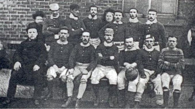 Sheffield FC, el primer equipo de fútbol - Odio Eterno Al Fútbol Moderno
